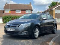 VAUXHALL ASTRA 1.7 2010 DIESEL MANUAL LOW MILEAGE 61,000 ONLY LONG M.O.T HISTORY 5DOOR GREY