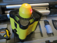 Challenge Laser Level Kit with Tripod and Case