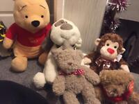 Teddy bundle , baby girls clothes
