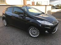 JULY 2012 FORD FIESTA 1.4 TDCI 70 BHP TITANIUM EXCELLENT SPEC FINANCE AVAILABLE FROM ONLY 109 PER MT