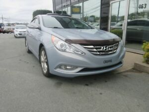2011 Hyundai Sonata LIMITED W/ LEATHER. ALLOYS, MOONROOF & 87K
