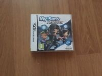 My Sims Agents nintendo DS game