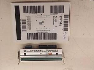 Zebra 41400-41 S4M OEM Printhead Print Head Assembly G41400M