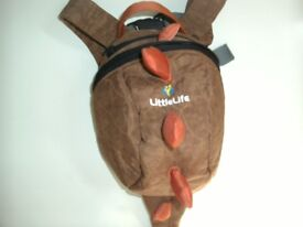 LittleLife Toddler Animal Daysack