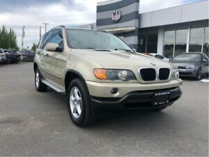 2002 BMW X5 LOW KM's, Langley