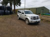 Dodge Nitro Auto 2007 4x4 2.8 Diesel for sale