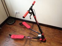 Fliker A3 Air Scooter - Red