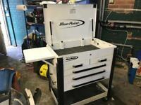 Snap on blue point tool trolly