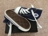 Converse Boots - infant size 3
