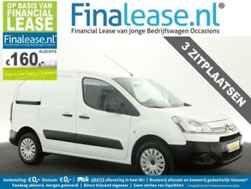 Citroën Berlingo 1.6 E-HDI 700 CLUB ECONOMY DSG 3Pers €168pm