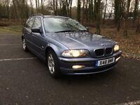 BMW 318i Touring petrol manual