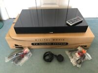 Canton DM55 Soundbase Soundbar Original Packaging, great condition