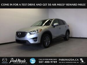 2016 Mazda CX-5 GX AWD - Bluetooth, Keyless Remote Entry, AUX In