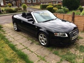 ** AUDI A4 Cabriolet ** GOOD CONDITION, FSH, MOT Oct 2018