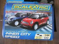 Scalextric Inner City Speed