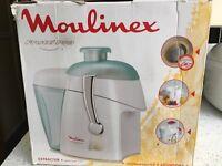 Moulinex Frutti Pro Juicer