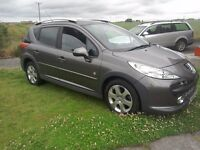 Peugeot 207 Outdoor Hdi.