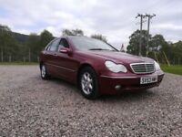 2003 Mercedes C220 CDI Auto