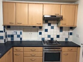newly refurbished TWO DOUBLE bedroom first floor purpose built flat