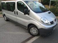 Renault Trafic 2.0 TD dCi LL29 Mini Bus 4dr (9 Seats)/DRIVES EXCELLENT