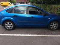 Nice driving focus drives well no issues lovely car for family spacey all in all nice car