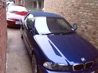 Top Condition,lthr,new clutch by bmw,roof works-no tears,no rust CD with additional boot changer