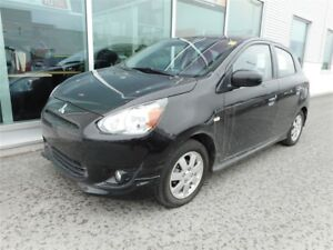 2015 Mitsubishi Mirage ES SPORT  **AUTOMATIQUE**BLUETOOTH**AIR C