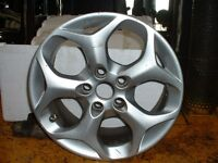 Ford Focus ST ally wheel