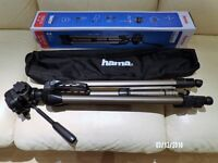 HAMA STAR 63 TRIPOD NEW UNUSED BOX OF 6 FOR £50 OR £10 EACH