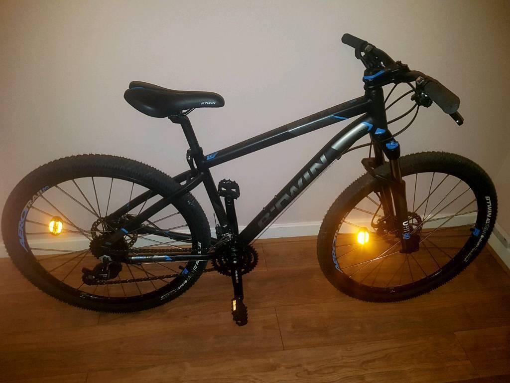 b twin rockrider 520 mens adults mountain bike in dagenham london gumtree. Black Bedroom Furniture Sets. Home Design Ideas