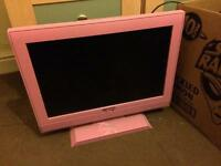 Telly pink
