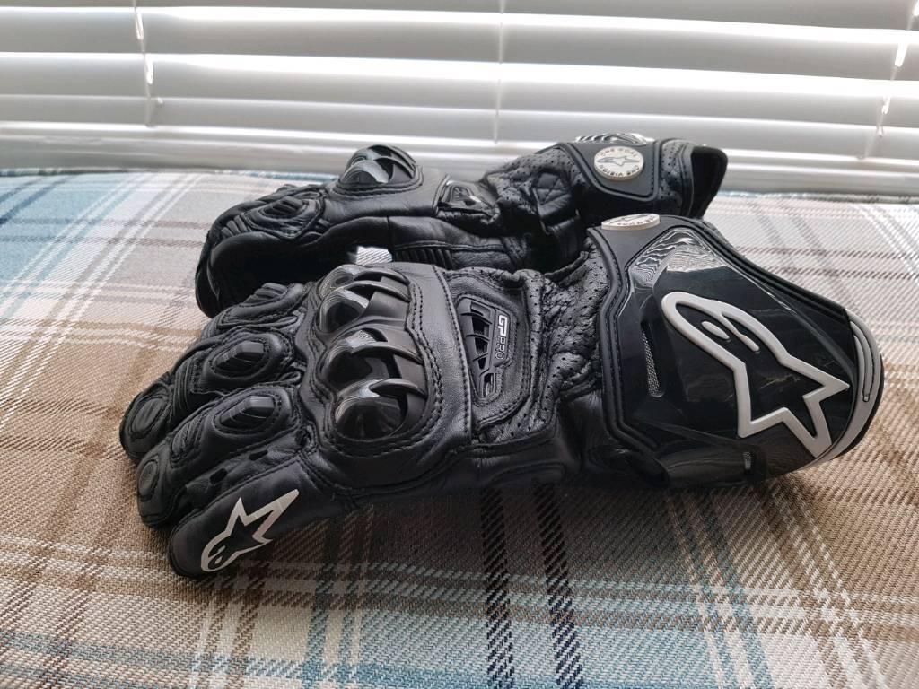 Alpinestar gp pro xl glove