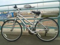 Large ladies town bike