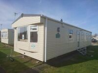 8 berth Holiday Caravan for hire Presthaven Sands Beach Resort, Prestatyn, North Wales.Conwy Section