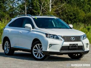 2015 Lexus RX 350 6A - 1 OWNER|LEATHER|SUNROOF|NAVI|