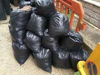 Top Soil - Free Bagged and ready to take away