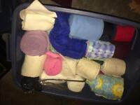 Horse/pony saddle pads and polos