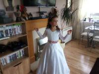 First Holy Communion Dress