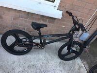 Kids BMX bikes and 2 seater go kart!!
