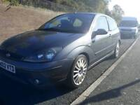 ford focus st170 low miles. px/ swap