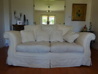 Suite - Sofa and Two Chairs. Reasonable offer accepted for quick sale.