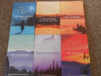 Bundle of books Pualo Coelho