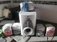 Duraband 5.1 Home Cinema surround sound system