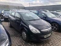 Vauxhall Corsa 1.3 CDTi ecoFLEX 16v Exclusiv (s/s) 5dr£3,495 p/x welcome FREE WARRANTY. NEW MOT