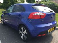 2012 Kia Rio 1 owner 29k low miles £30 Road Tax a year EXCELLENT Condition Bluetooth/USB/AUX in