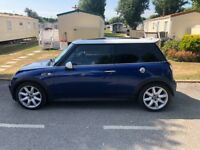 Supercharged Mini Cooper S 2003 89000 miles, 6 months Mot. Female owner.