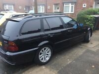 BMW 318 PETROL 1.8 AUTOMATIC SWAP FOR AUTOMATIC OR SALE