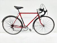 vintage Elswick Hopper 'Invincible' racing touring bicycle