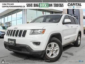 2015 Jeep Grand Cherokee Laredo *Bluetooth-Power Drivers Seat*