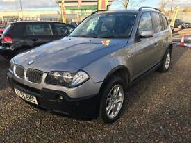 BMW X3 2.0 d SE 5dr Finance Available / Year MOT !